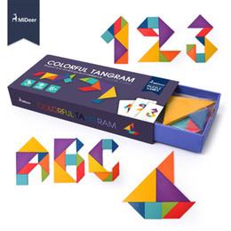 $enCountryForm.capitalKeyWord NZ - Mideer Tangram Wooden Puzzle Learning Educational For Children Kids Preschool Baby Toys Games Intelligence Jigsaw