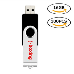 Discount usb thumb drive wholesale - Black Bulk 100PCS Rotating USB 2.0 Flash Drives Thumb Pen Drive 64MB-32GB Memory Sticks Thumb Storage for Computer Lapto