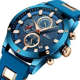 $enCountryForm.capitalKeyWord Australia - Biden Wrist Watch Men Top Brand Luxury Famous Male Clock Quartz Watch Wristwatch Quartz-watch Relogio Masculino C19021601