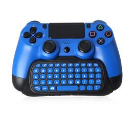 $enCountryForm.capitalKeyWord UK - PS4 PS4 SLIM 2.4G Wireless Handle Keyboard PS4 Wireless Game Keyboard TP4-022