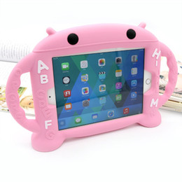$enCountryForm.capitalKeyWord Australia - Applicable to the new iPad air2 pro case protective cover cartoon cute anti-fall children tablet protective cover customization