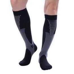 319393c6c Huf Knee High Socks NZ - Unisex Men Women Compression Socks Leg Support  Stretch Below Knee