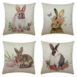 valentine pillows gift Canada - Creative Sexy Body Rabbit Pillow Plush Toy Cushion Sexy Girls Butt Rabbit Pillows Funny Valentine Sexy Figure Christmas Gifts#441