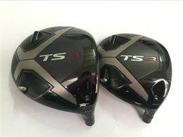 TS3 драйвер TS3 Golf Driver TS3 гольф-клубы 9.5/10.5 градусов R/S/SR-Flex KUROKAGE 55 графитовый Вал с крышкой головки