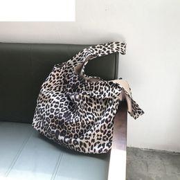 Autumn Hand Bag Australia - good quality Fashion Leopard Shoulder Bag 2019 New Autumn Retro Suede Big Women Handbag Shopper Bag Hand Bags Lady Clutches Casual Tote