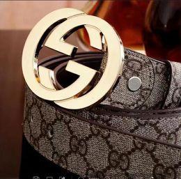 Wholesale business jeans for men resale online – designer 2019 Luxury famous Designer Belts Men High Quality Male genuine leather Business Casual Buckle Strap for Jeans ceinture