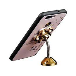$enCountryForm.capitalKeyWord Australia - Fashion Accessories of Convenient Private Car Magic Mobile Phone Bracket Silicone Double-sided Mobile Phone Sucker Bracket T3C5006