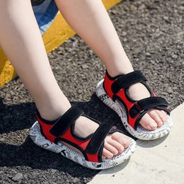 $enCountryForm.capitalKeyWord Australia - Children's Children Shoes 2019 Catamite Baby Sandals In Will Child Student Girl Beach Shoes Kids Fashion Girls