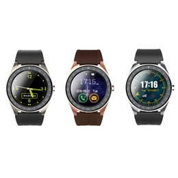 Gsm mobile watches online shopping - V5 Smart Watch GSM Phone Smartwatch Android V8 DZ09 U8 Smart Watches SIM Intelligent Mobile Phone Watch Can Record the Sleep State
