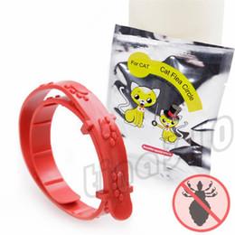 Dog collars flea online shopping - Cat collar eliminates fleas repels mosquitoes Pet Dog Insect repellent Flea killing Circle Pet Supplies T9I009