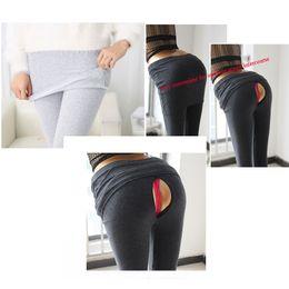 Open zipper crOtch wOmen online shopping - Outdoor Sex Pants Sex lingerie Short Skirts Crotch Opening Trousers Zipper Dogging Car Women Couples Sexual Outdoors Giftl