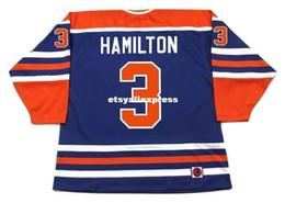 $enCountryForm.capitalKeyWord Australia - custom Mens AL HAMILTON Edmonton Oilers K1 1975 WHA Vintage Retro Hockey Jersey