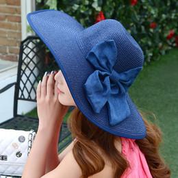 5719531d4a01e Large Ladies Straw Hats Australia - Hot Sale Fashion Summer Straw Hat Cap  Women s Ladies