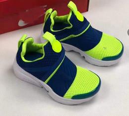 69519ae41 Nuevo diseñador para niños Presto zapatos para correr para niños