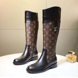 Rhinestone Zippers For Sale Australia - New Women Boots Shoes Footwears Platform Chaussures de femmes Lady Luxury Bottes Femme Zipper Womens Fashion Boots for Work Hot Sale F22