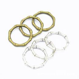 Ring Slides Australia - 2019 New hot sale Metal Alloy Charm Pendants Ring shape Pendants DIY Retro Necklace Bracelet Jewelry Accessories