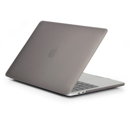 $enCountryForm.capitalKeyWord Australia - Case for MacBook air pro 11 12 13 inch rubberized Hard matte Front Back Full Body laptop Case Shell Cover A1369 A1466 A1708 A1278 A1465