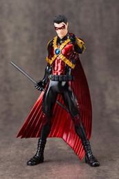 $enCountryForm.capitalKeyWord NZ - Red Robin NEW52 1 10 Anime Figure Action Figure Collectible Model Hot Toys Birthdays Gifts Doll New Arrvial PVC