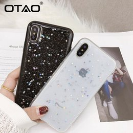 Love Heart Phone Australia - Glitter Shining Phone Case For Apple Iphone X 8 7 6s 6 Plus 5 5s 5c Se Cases Love Heart Star Cute Luxury Soft Cover Coque
