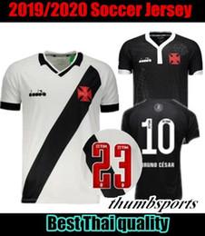 cda10317d51 Custom Black Soccer Jersey Canada - 19 20 Brazil Vasco da Gama Soccer  Jerseys MAXI Y