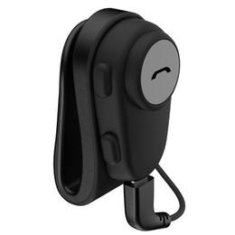 Bluetooth sans fil moto casque casque avec microphone musique sport casque universel en Solde