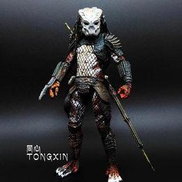 $enCountryForm.capitalKeyWord Australia - Alien war iron soldiers moving my lone Wolf hand mask AVP Celtic will manage NECA model toys