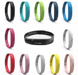 Fitbit Flex Smart Watches Australia - Hot Sales! Soft Silicone Watchbands Wrist Strap Wristband For Fitbit Flex 2 Smart Bracelet Watch Band Strap