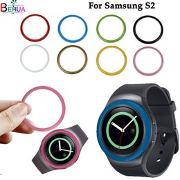 $enCountryForm.capitalKeyWord Australia - Gear S2 watch Protective accessories For Samsung Gear S2 Samrt watch fashion color Silicone protective case Protect screen Goods