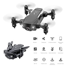 flashing helicopter toy Australia - KK8 Foldable Mini Drone RC FPV Aircraft 1080P HD Camera Wifi FPV Drone Selfie RC Helicopter Gift for Kids Boys Girls