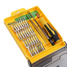 $enCountryForm.capitalKeyWord NZ - DIYWORK 32 In 1 Screwdriver Set For Notebook Laptop Interchangeable Torx Tweezer Extension Repair Tool Kit Hand Tools