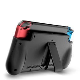 power bank shells Australia - For Nintendo Switch 10000mAh Battery Case Power Bank Portable Backup Ultra Slim Charging Cover Holder Stand Shockproof Shell