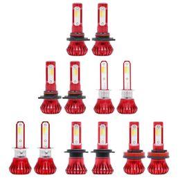Fog lamps bulb h1 online shopping - 1 Pair V K K K LM COB LED Fog Lamp IP67 Waterproof Car Motorcycle Tail Light Bulbs H1 H3 H7 H11