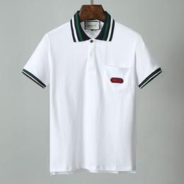 $enCountryForm.capitalKeyWord Australia - Men's Summer Print Polo Shirt Short Sleeve #0108 Slim Fit Business Polos Fashion Streetwear Tops Brand Men Shirts Sports Casual Golf Shirts