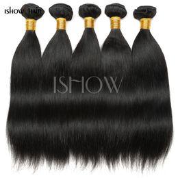 $enCountryForm.capitalKeyWord Australia - Brazilian Virgin Hair Peruvian Natural Human Straight Weave Hair American European African Hairwaving Hairdyeing Human Hair Wigs New Model