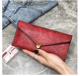 fold hand bag Canada - Women's Small Change Mini Money Wallet Long Zipper Wallet Clutch Bag Female Phone Bag Fashion Three-Fold Purse Ladies Hand Bags