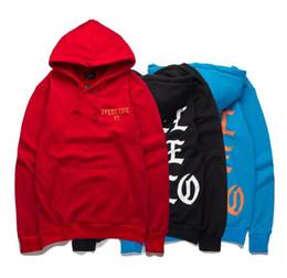 $enCountryForm.capitalKeyWord UK - I Feel Like Pablo Hoodie Men Women Fleece Kanye West Hoodies Hp Hop Sweatshirts Men'sTracksuits Brand Clothing