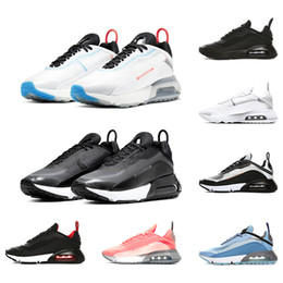 red duck shoes UK - 2090 Men Women Running Shoes Pure Platinum Be True Duck Camo Bred Triple Black White Magma Orange 2090s Mens Sports Sneakers Size 36-45