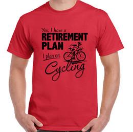 $enCountryForm.capitalKeyWord NZ - Cycling Retirement Plan Mens Funny Cyclist T-Shirt Road Racer Bike MTB Bicycle white black grey red trousers tshirt