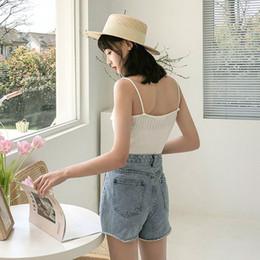 $enCountryForm.capitalKeyWord Australia - 2019 NEW style Ripped Jeans for Women Boyfriend Jeans Casual Style Hgih Waist Shorts Denim Pants Cool Cotton Stylish Girl Lady Clothes