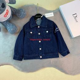$enCountryForm.capitalKeyWord Australia - 2019Boy jacket kids designer clothing autumn classic fashion jacket coat unique design fabric has texture boy coat