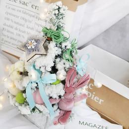 $enCountryForm.capitalKeyWord Australia - free shipping Hot Selling Newest 2018 Christmas Holiday 45cm Flocking Christmas Tree Desktop Display Props Creative New Style Decorations