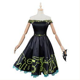 $enCountryForm.capitalKeyWord Australia - Persona 5 Futaba Sakura Ball Dress Evening dresses Futaba Sakura Cosplay Costume Dress Halloween Party Costume