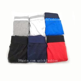 White cotton boxers online shopping - New Designer Mens Boxers Underwear Man Shorts Underpants Men s Luxury Sexy Underwear Casual Man Breathable Male Gay Underwear Shorts