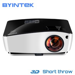projector 3d Australia - BYINTEK Cloud K5 DLP Short Throw 3D Video HD Projector For Daylight Education Hologram Business Full HD 1080P Movie Home Theater