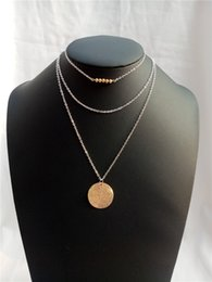 $enCountryForm.capitalKeyWord Australia - cecmic fashion jewelry small ball pendant round pendant necklaces for men and women 2019 latest design