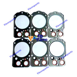 $enCountryForm.capitalKeyWord Australia - 6D22 engine cylinder head gasket for Mitsubishi truck bus diesel engine rebuild spare parts with good quality