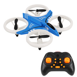 $enCountryForm.capitalKeyWord Australia - Helicopter Plane 3D Roll 360° Rotation Boys And Girls Mini LED Luminous Remote Control Kids Quadcopter Toys Drone Bag Beginners