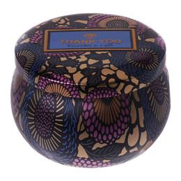 $enCountryForm.capitalKeyWord Australia - Retro Tin Box Candy Jewelry Coin Storage Container Candle Holder Wedding Gift