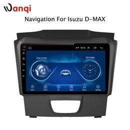 Автомобильный радиоприемник для Isuzu D-MAX DMAX 2015-2018 Android 8.1 HD 9-дюймовый сенсорный экран GPS-навигатор Мультимедийный плеер на Распродаже