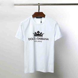popular brand t shirts 2019 - 2019 Men's Tshirts Designer Men Brand T-shirts Fashion Luxury Short Sleeve Mens Clothes Popular Pattern Breathable
